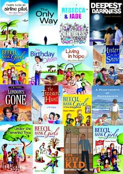 Dernier Publishing books for young people
