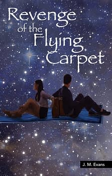 Revenge of the Flying Carpet front cover