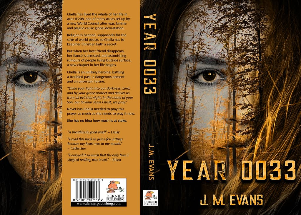 Year 0033 Full Cover