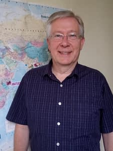 Neil Wardrope, Digital Director, CLC