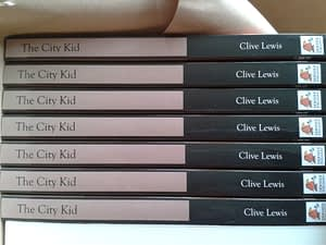 The City Kid spine