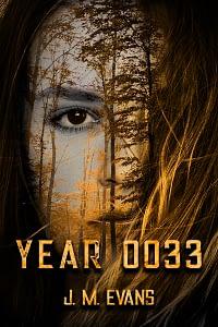 Year 0033 Christian YA book
