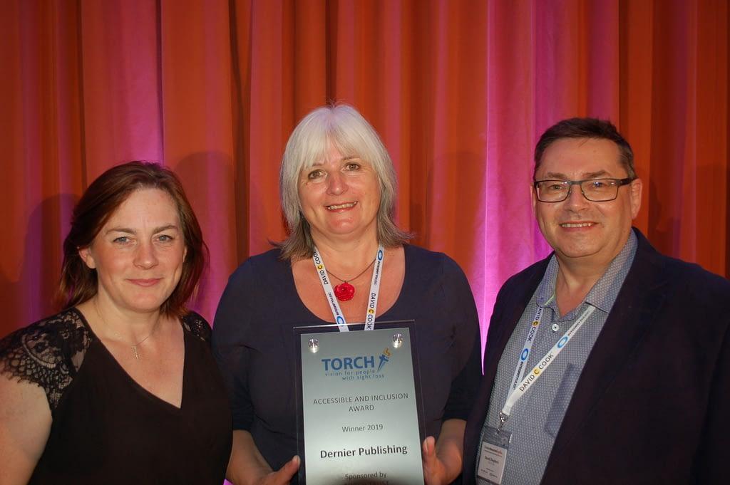 Dernier Publishing Award