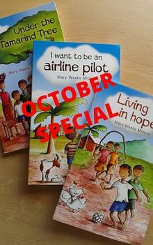 Rwanda series of books