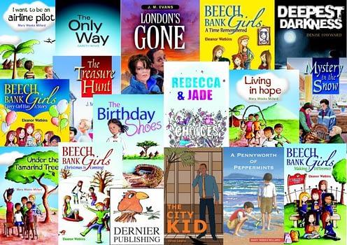 Dernier Publishing Christian books