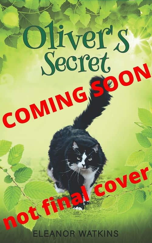 Oiver's Secret Coming Soon