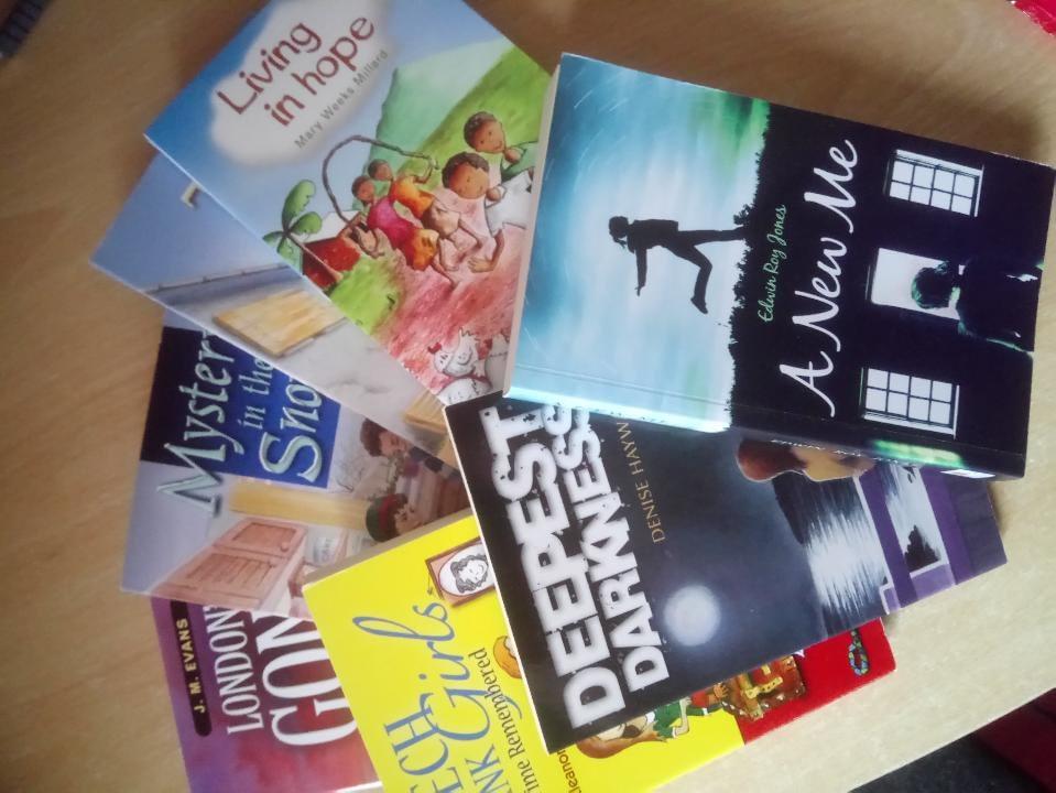 Christian books for kids from Dernier Publishing