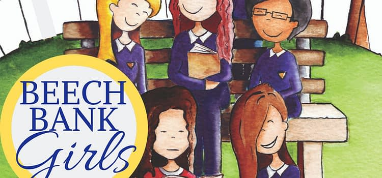 Beech Bank Girls audio book cover