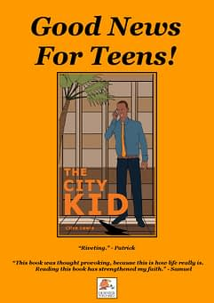 The City Kid Poster