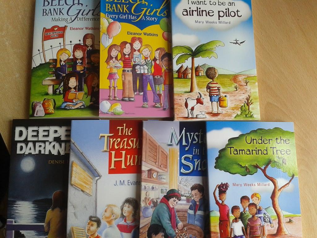 Christian children's books
