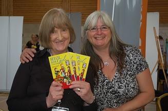 Janet Wilson and Eleanor Watkins