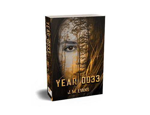Year 0033 Book by J. M. Evans