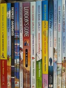 Bundle of Dernier Publishing paperbacks