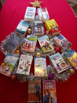 Christmas tree of Christian children's books