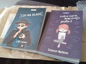 Dernier Books in Croatian