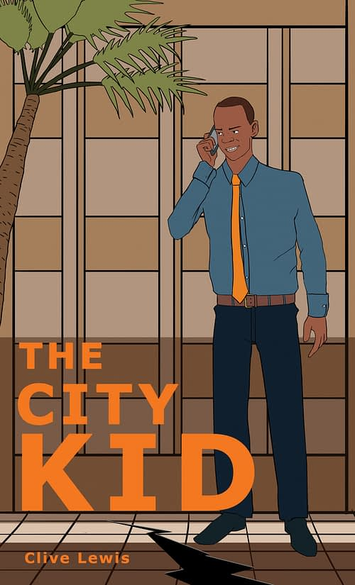 The City Kid front cover