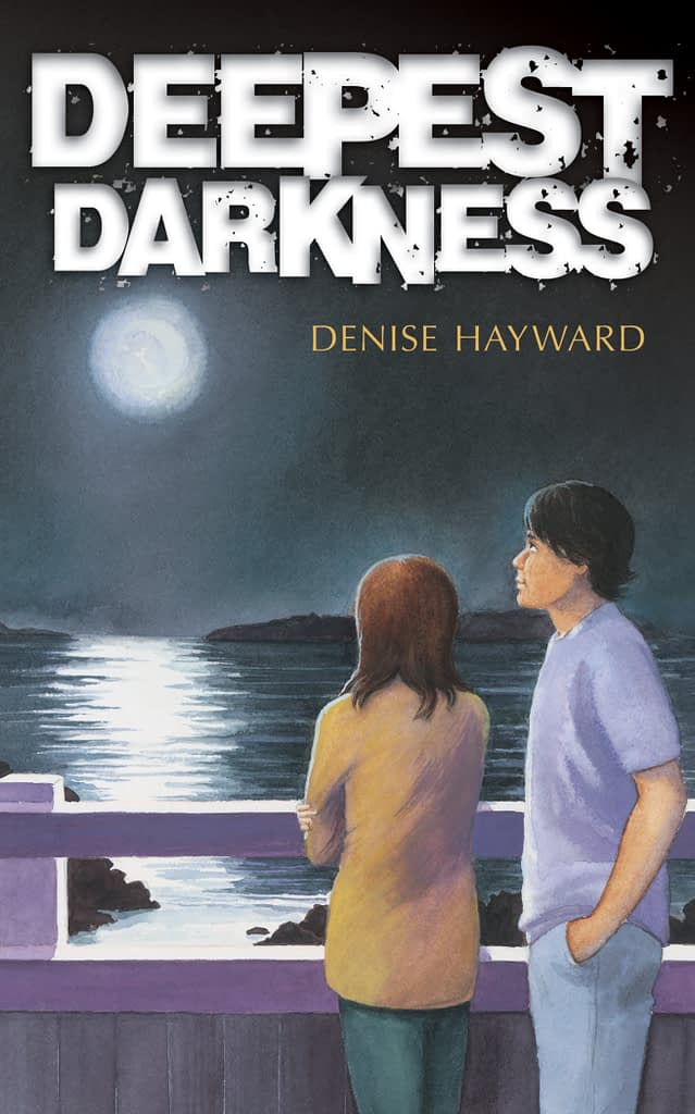 Deepest Darkness book from Dernier Publishing