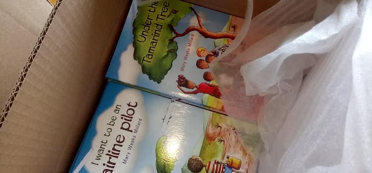 Parcels of Christian Books for Kids